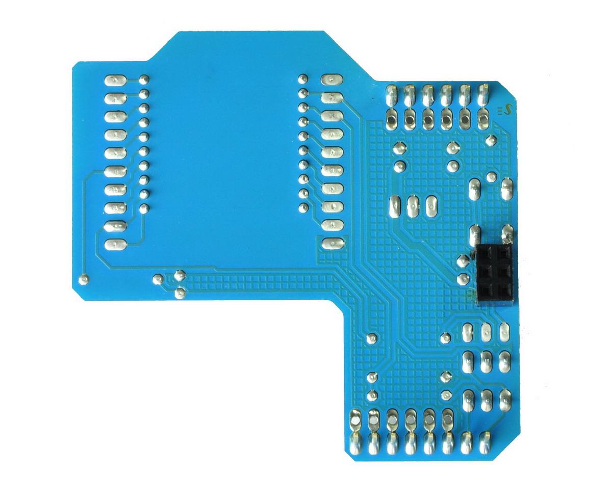 Arduino xbee shield