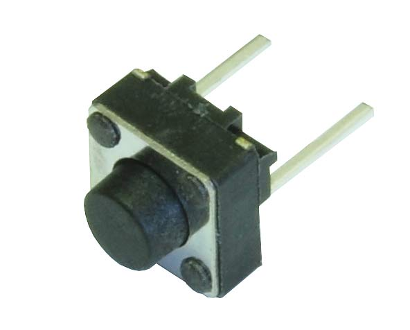 Mini Push Button Switch 2 Pin Qty 4