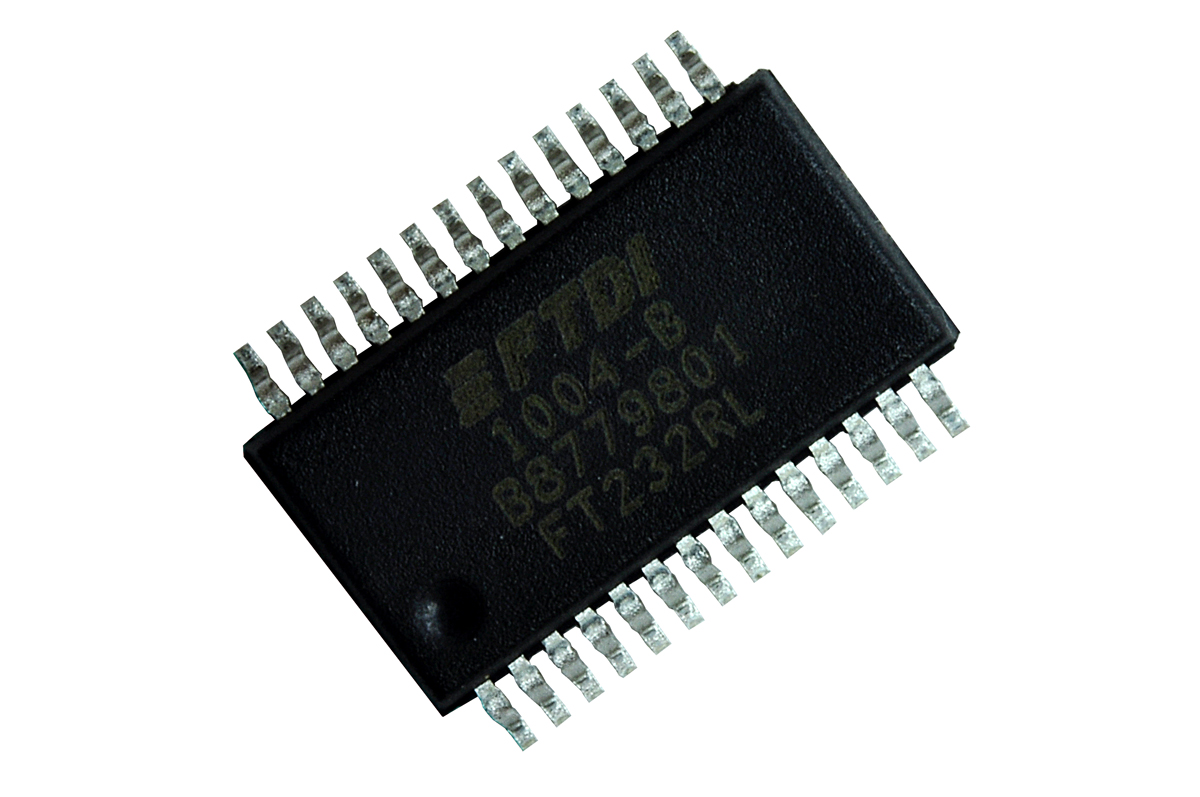 Ft232rl Usb To Uart Converter Ic Icintegrated Circuit Chip Component Electronic Datasheet Ftclean For Removing Extraneous Old Ports Ftdi Driver Page