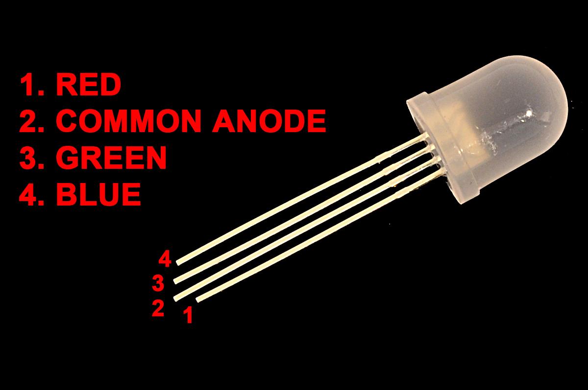 Rgb Led Schematic Symbol Foron Light Switch Wiring Diagram