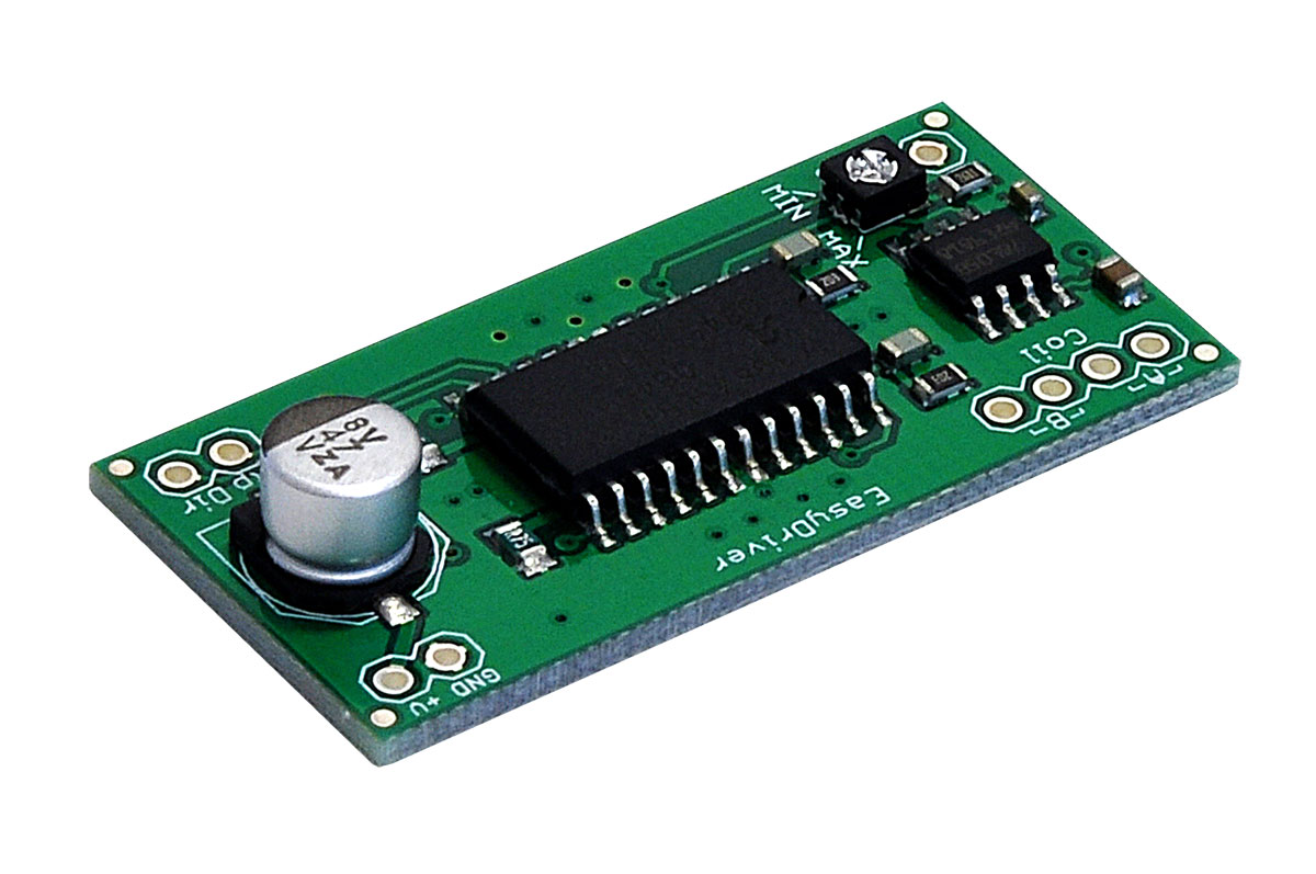 Easydriver stepper motor driver for Stepper motor with driver