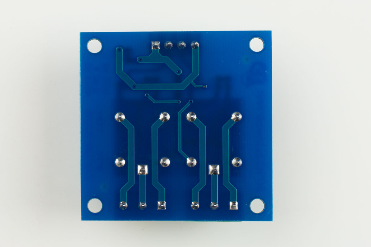 Quick  Relays - Normally open normally closed common relay