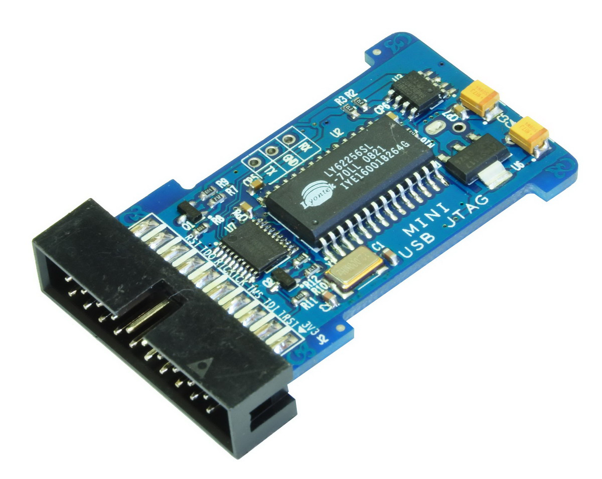 JTAG USB ICE Programmer/Debugger for ARM processors