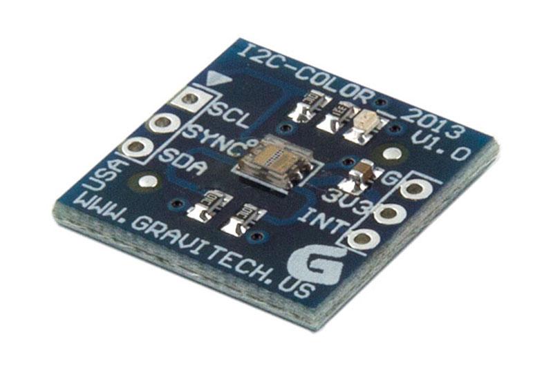 I2c sensors