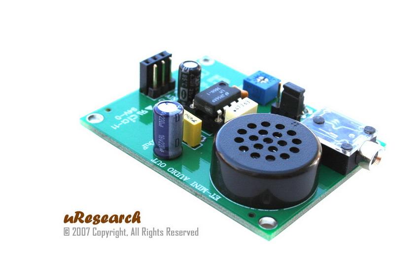 Mini Audio Output BOARD